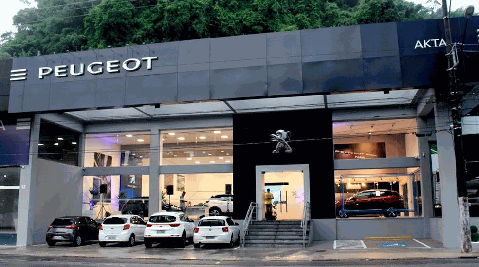 7bc09b9fd Inauguração de nova loja da Peugeot aumenta cobertura na região da ...