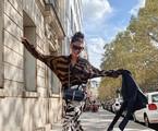 Juliana Paes em Paris | Reprodução