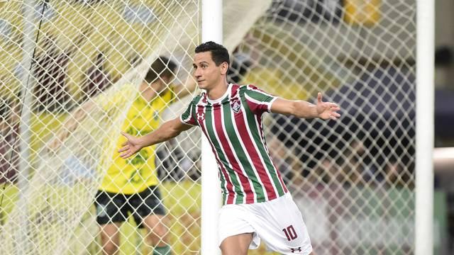 Fluminense x Ypiranga-RS Ganso