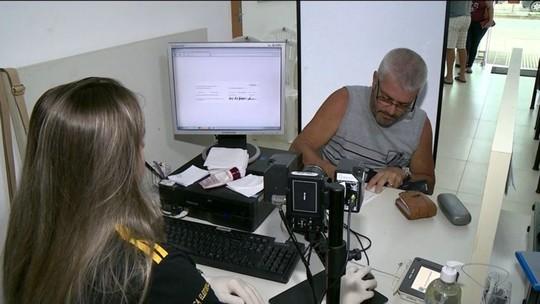 Nem metade dos eleitores de Anchieta fez o cadastro biométrico