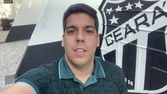 Ceará aprimora finalizações, e Ricardinho volta a treinar