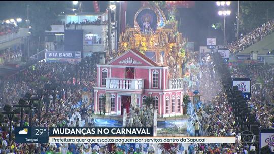 Prefeitura do Rio vai proibir que serviços de órgãos públicos sejam usados em eventos privados