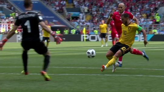 Lesões em Hazard e Lukaku preocupam, e Bélgica usará reservas contra a Inglaterra