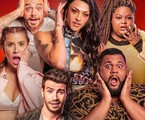 O elenco de famosos do 'Soltos em Floripa', da Amazon | Divulgação