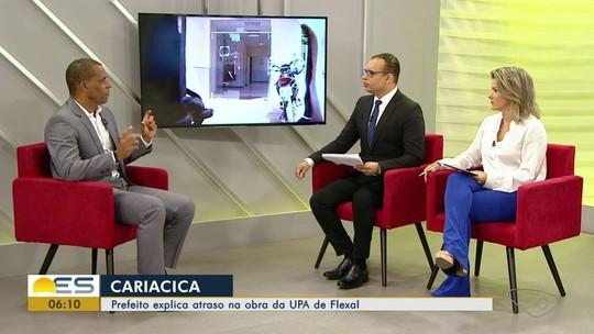 Entrevista: prefeito de Cariacica promete creches e reajuste para servidores em 2019