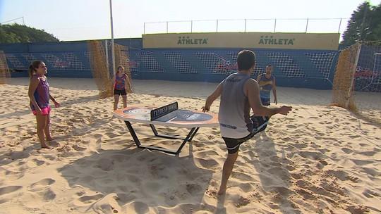 Empresários inovam ao fabricar  mesas do jogo futmesa no Brasil
