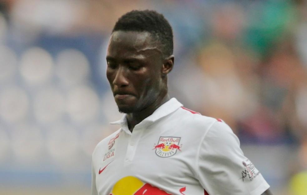 Keita é anunciado oficialmente pelo Liverpool (Foto: Getty Images)