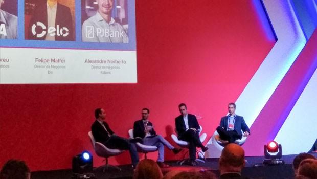 Felipe Maffei, Alexandre Norberto, Pedro Coutinho e Eduardo Abreu (Foto: Redação)
