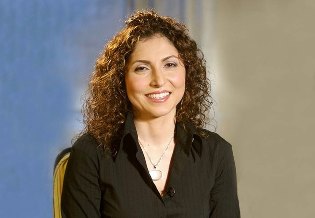 A empresária e turista espacial Anousheh Ansari (Foto: Divulgação)