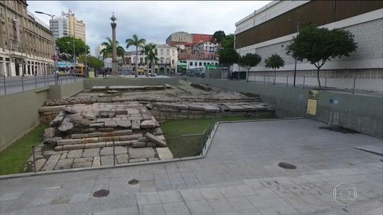 Cais do Valongo, no Rio, recebe o título de Patrimônio Mundial da Unesco