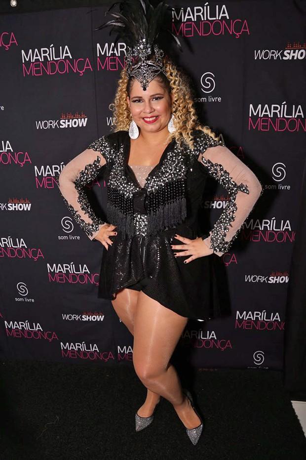 Marilia Mendonça (Foto: Icaro Cerqueira/ Ed. Globo)