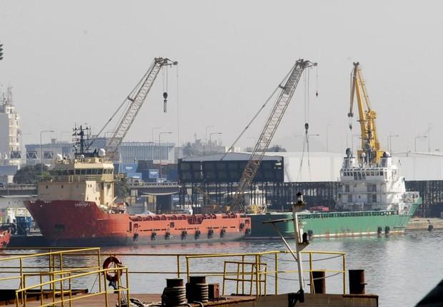 portos - exportação - importação - comércio exterior - balança comercial (Foto: Agência Brasil)