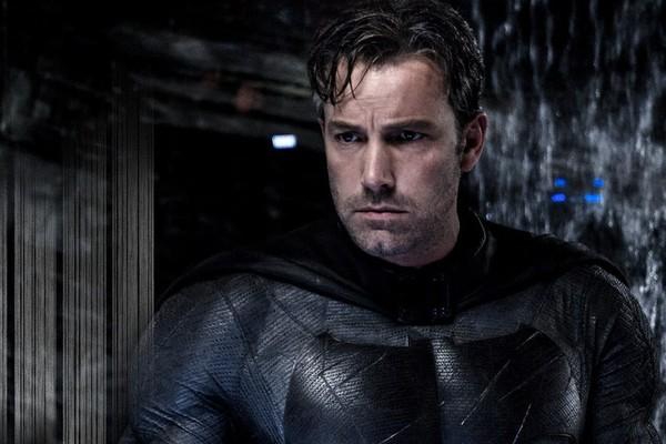 Ben Affleck como Batman (Foto: Divulgação)