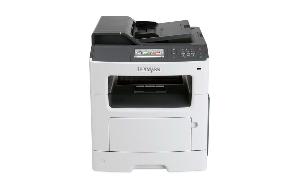 Lexmark MX410de tem rendimento para até 5 mil páginas (Foto: Divulgação/Lexmark)
