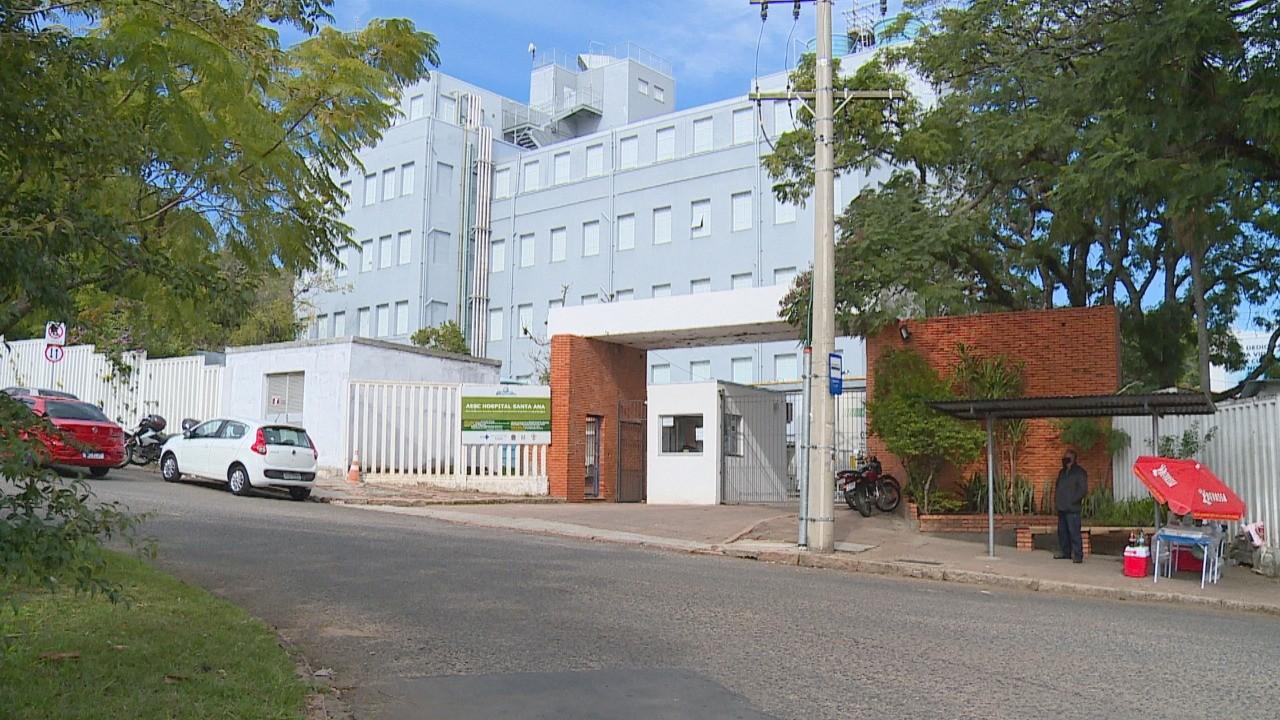Hospital de Porto Alegre registra surto de coronavírus; são 25 funcionários com a doença