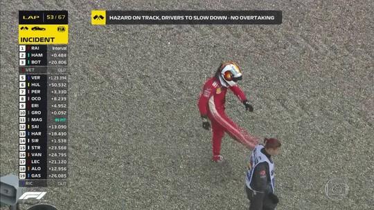 Calma, Vettel, campeão também erra! Relembre vacilos históricos na Fórmula 1