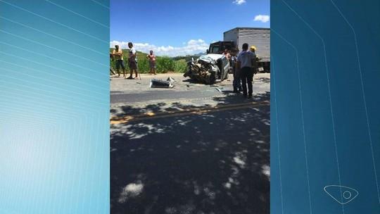 Bancário morre em acidente na ES-482, em Jerônimo Monteiro