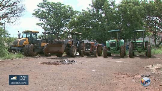 Polícia Civil investiga quadrilha especializada em furtos e roubos de tratores na região de Ituverava