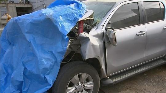 Morre grávida que perdeu bebê e filha em batida entre carro e caminhão em Alambari