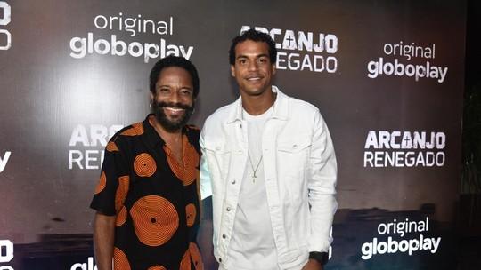 Marcello Melo Jr. comemora lançamento de 'Arcanjo Renegado': 'Chorei, ri e me arrepiei'