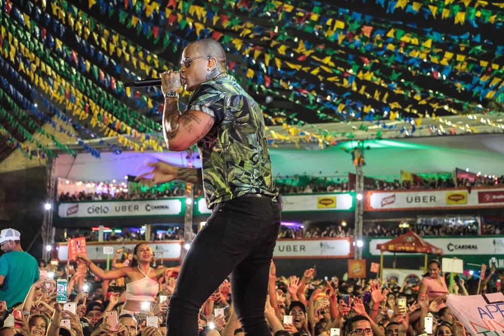 Léo Santana vai voltar ao São João de Caruaru em 2019 (Foto: Arnaldo Félix)