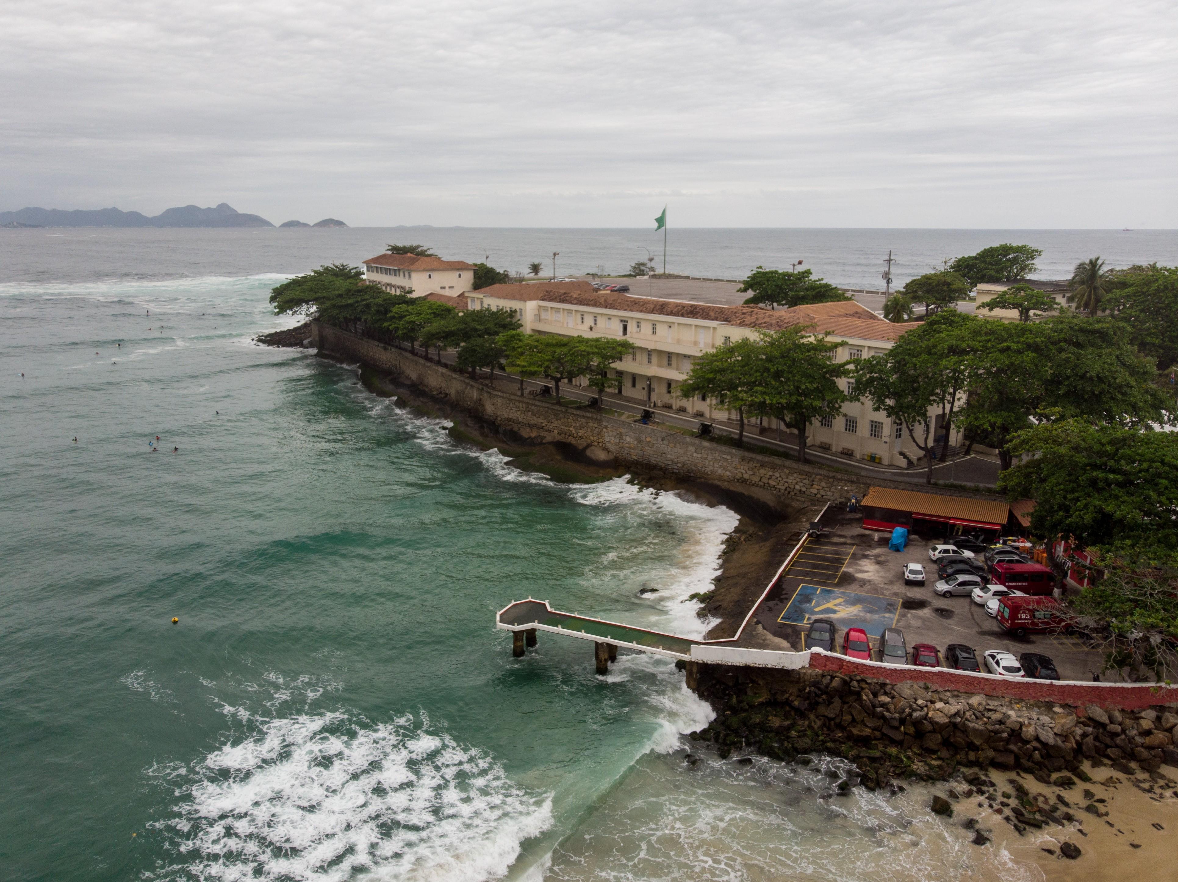 O Forte de Copacabana: público em geral poderá acompanhar o evento on-line