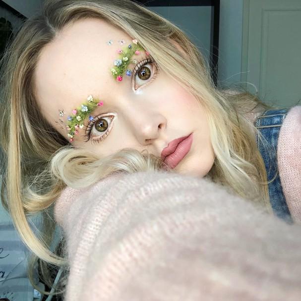 Garden brows (Foto: Reprodução Instagram)