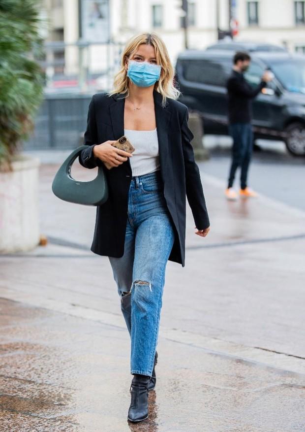 Street style Paris (Foto: Getty Images)