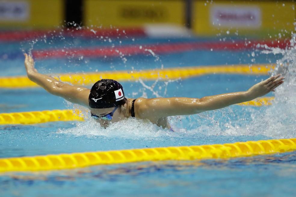 Rikako Ikee vence prova dos 100m borboleta (Foto: Getty Images)