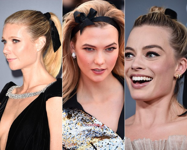 Gwynelth Paltrow, Karlie Kloss e Margot Robbie  (Foto: Getty Images)