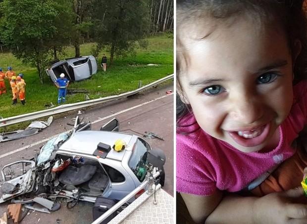 Resultado de imagem para acidente em mafra santa caratina mata crianca