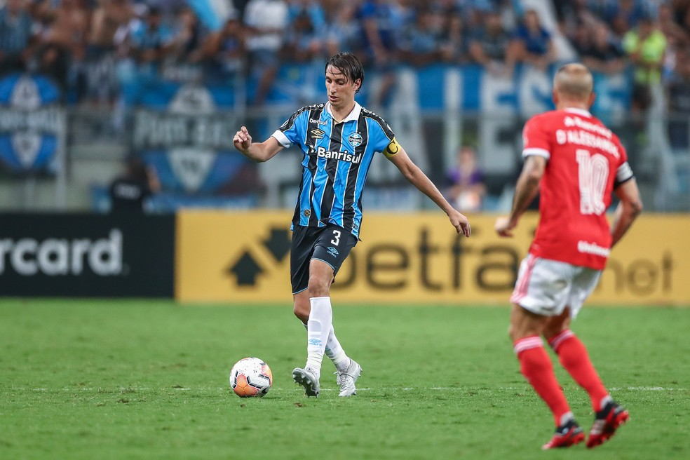 — Foto: Lucas Uebel / Grêmio FBPA