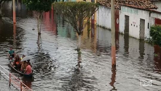 Aumentou para 16 o número de cidades em situação de emergência no Maranhão