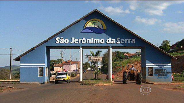 Prefeito de São Jerônimo da Serra e mais sete pessoas são alvos de operação que investiga fraudes em licitações - Notícias - Plantão Diário