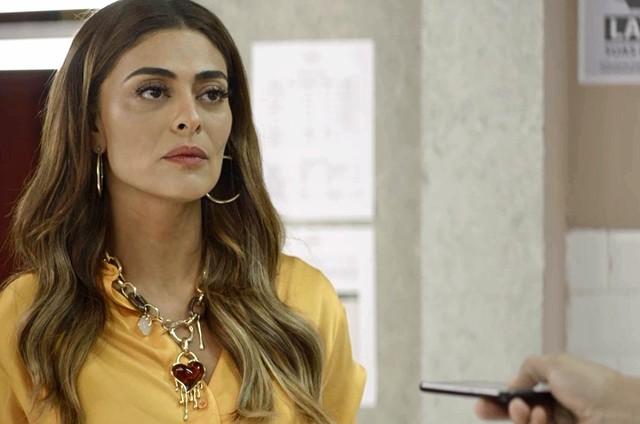 Juliana Paes é Maria da Paz em 'A dona do pedaço' (Foto: Reprodução)