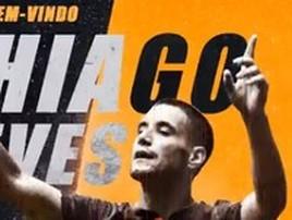 Sport anuncia a contratação do meia Thiago Neves (Reprodução)