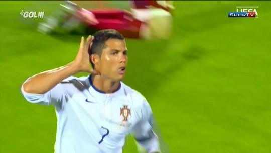 CR7, Bale e Fletcher. Vote no gol mais bonito das eliminatórias da Euro 2016