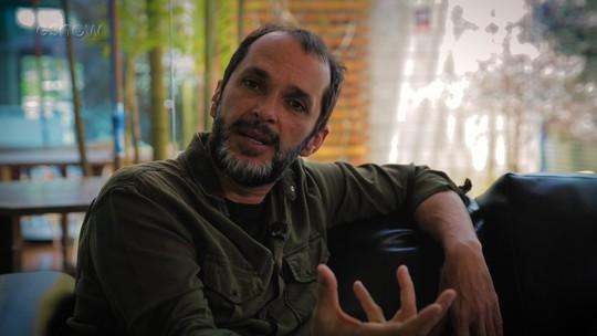 Villamarim explica o conceito da série
