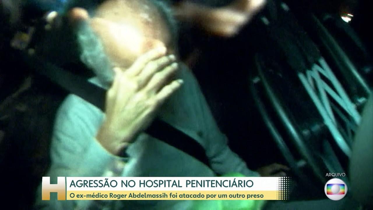 Roger Abdelmassih é atacado por preso em hospital penitenciário na Zona Norte de SP
