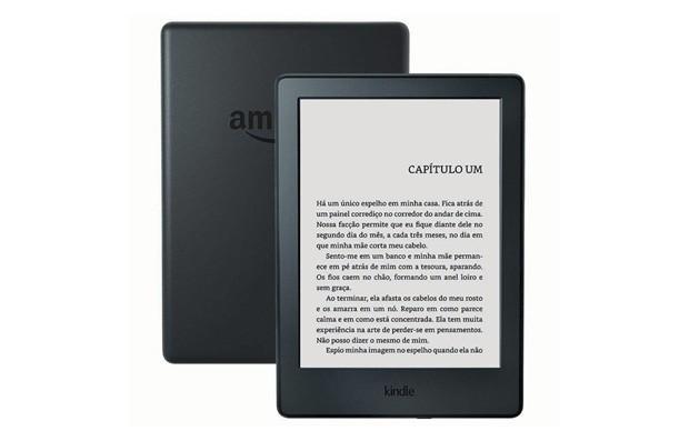 Kindle, no Ponto Frio, R$ 289 (Foto: Divulgação)