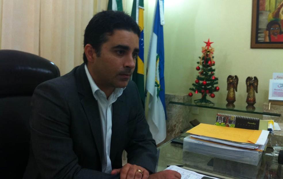 Ex-prefeito de Mossoró, Francisco José Junior  (Foto: Fred Carvalho/G1)
