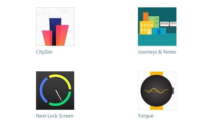 Aplicativos da Microsoft para Android estão disponíveis na Play Store (Foto: Reprodução/Microsoft Garage)