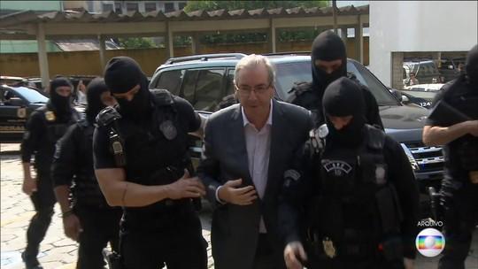 MPF denuncia Henrique Alves e Eduardo Cunha por corrupção passiva e lavagem
