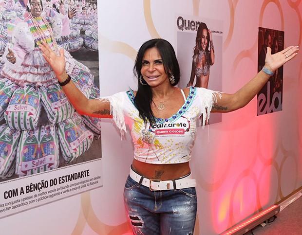 Gretchen (Foto: Daniel Janssens/ Ed.Globo)