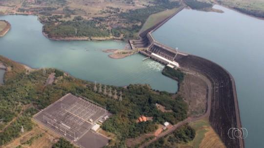 Hidrelétrica de São Simão é leiloada, em Goiás