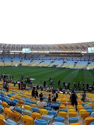 Botafogo, Fluminense e Flamengo disputam próximo teste do Maracanã