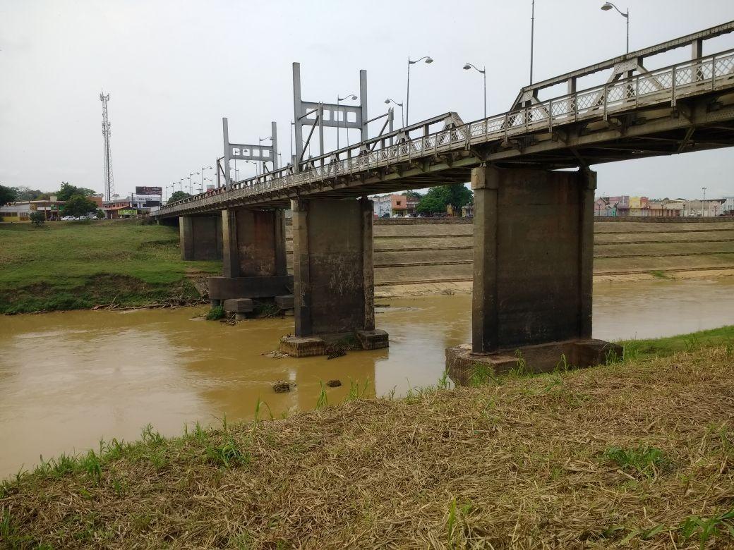 Rio Acre tem menor cota para o dia dos últimos 12 anos em Rio Branco, dizem Bombeiros