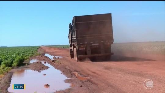 Produtores se mobilizam para recuperar trecho danificado de rodovia no PI