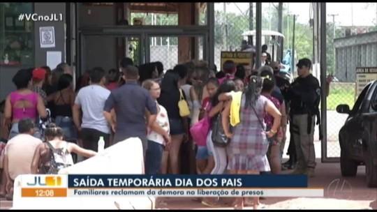 Presos do Complexo de Santa Izabel, no PA, denunciam agressões durante saída temporária do Dia dos Pais