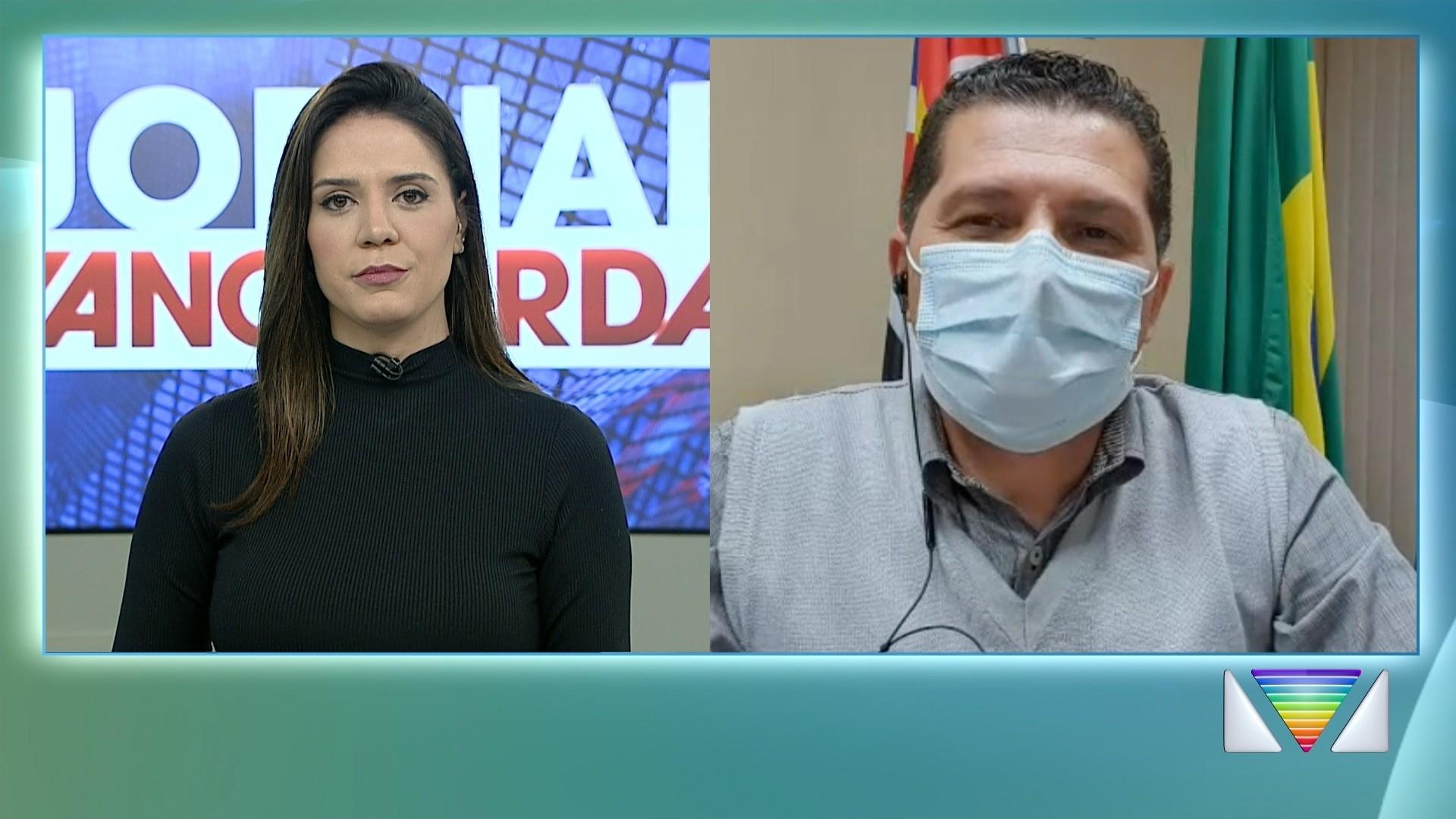 VÍDEOS: Jornal Vanguarda de terça-feira, 14 de julho